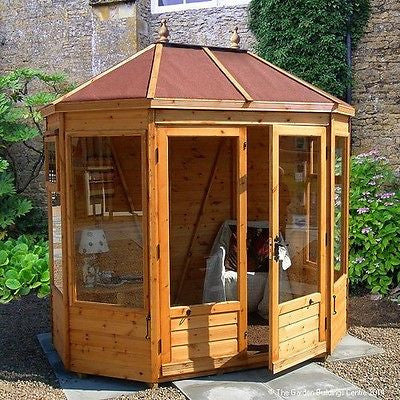 The Malvern Collection Gazebo Summerhouse 12mm deal / various sizes