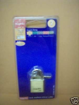 High Quality Squire Hardened Steel ToolBox Padlock LN2