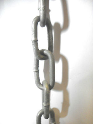 29 X 5 mm Galvanised Chain sold by the metre