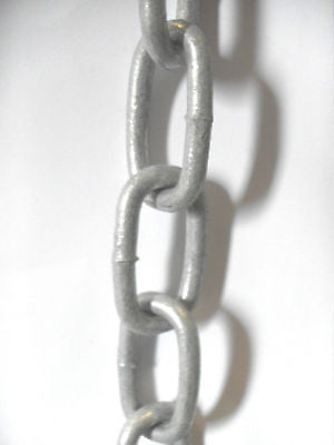 28 X 5 mm Galvanised Chain sold by the metre