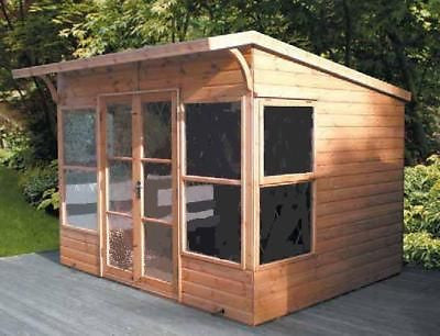 MAMBLE SUMMERHOUSE DELIVERED & ERECTED FREE