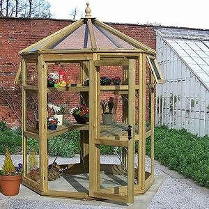 PRESSURE TREATED SUNTOP GREENHOUSE DELIVERED & ERECTED FREE VARIOUS SIZES