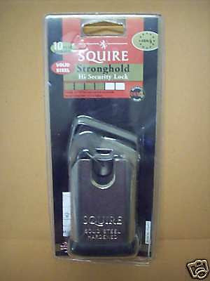 High Security Squire Strong Hold Padlock SS50CS