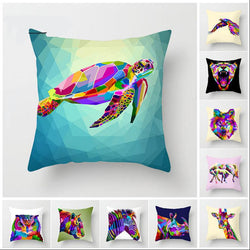 Assorted Animal Cushion Cover Decoration