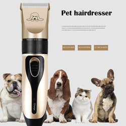 Low Noise Dog Shaver Clippers