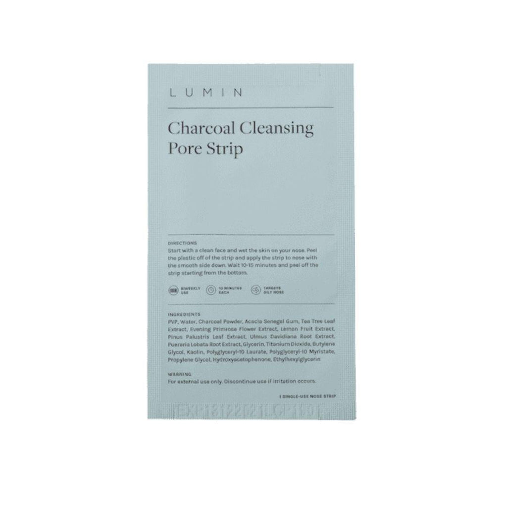 Charcoal Cleansing Pore Strip