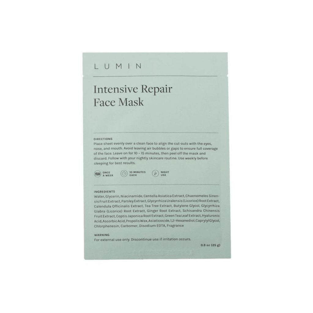Intensive Reconditioning Repair Face Mask