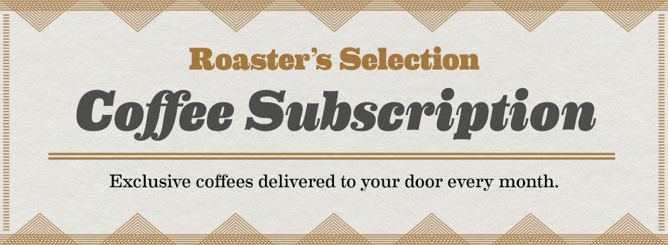 Rio Coffee Subscriptions