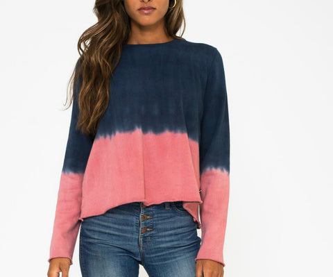 SOL ANGELES Tie-Dye Sweat Shirt