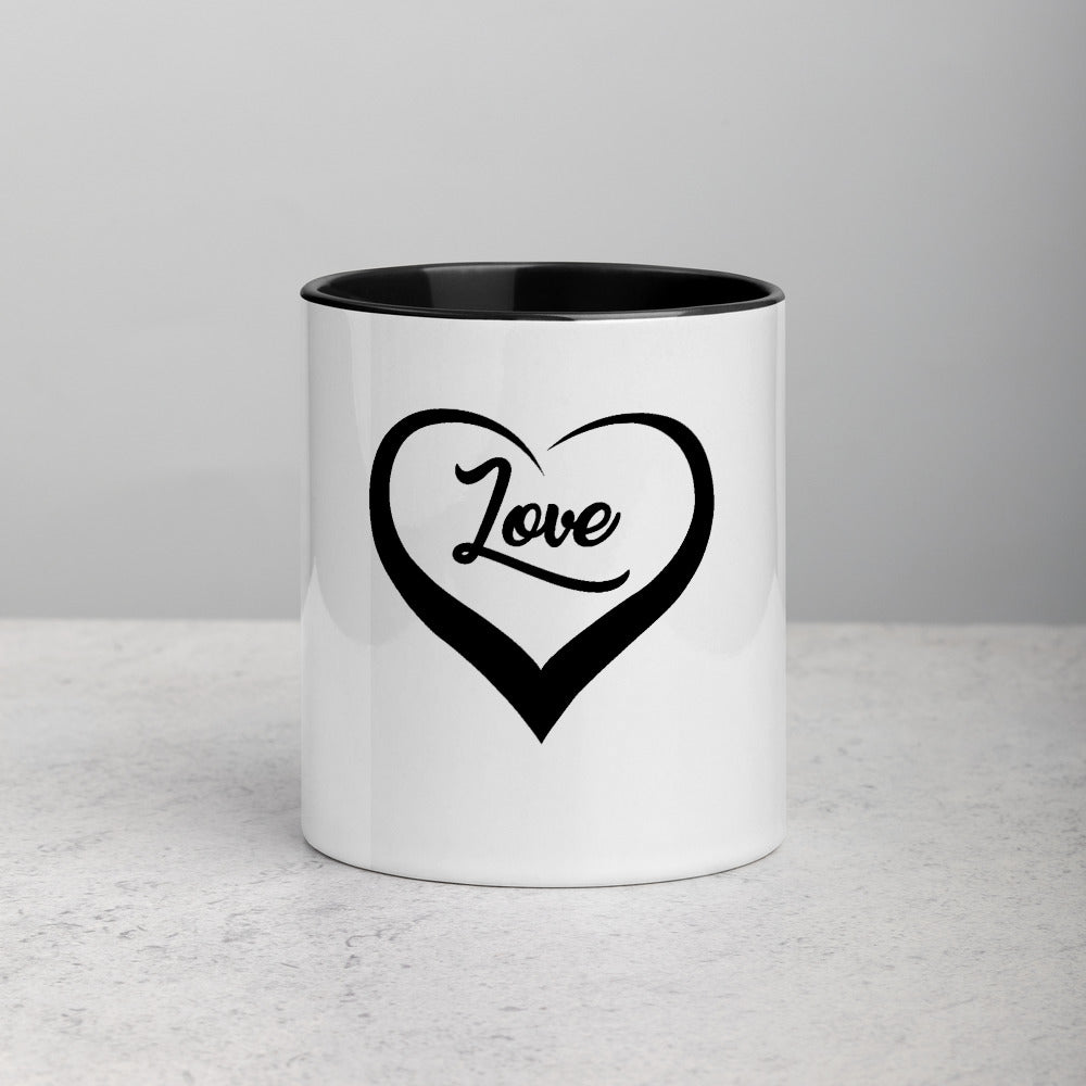 Clique + Clique Collection The Love Mug