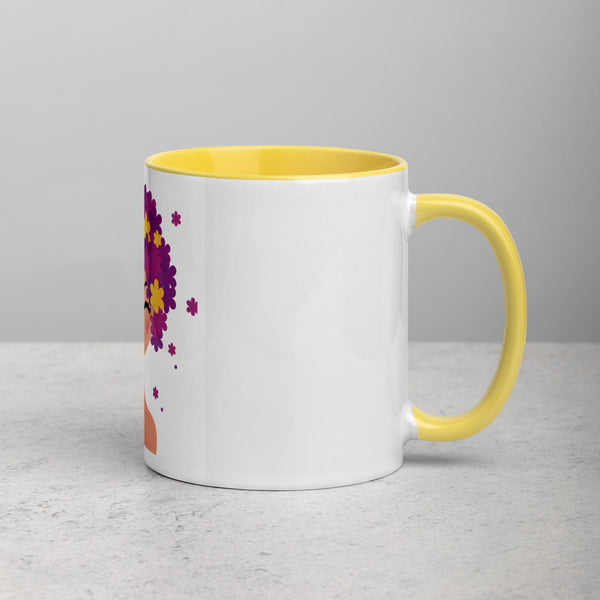 Clique + Clique Collection Fancy Daisy Mug