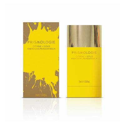 Citrine & Gold Meridian Balm - All products - Prismologie