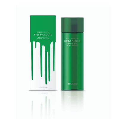 Jade & Vetiver Bath Oil - All products - Prismologie