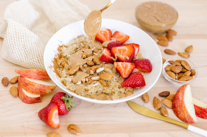 5 Minute Healthy Oatmeal Recipe
