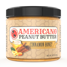 Load image into Gallery viewer, Cinnamon Honey Peanut Butter (16oz)