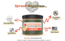Load image into Gallery viewer, Classic Almond Butter (16oz)