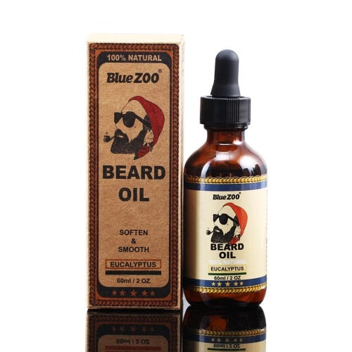 Blue Zoo Natural Beard Oil