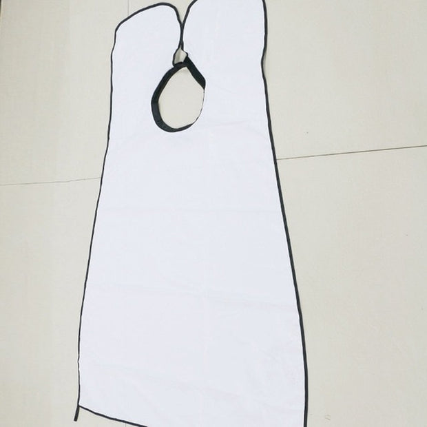 Shaver Apron Reusable Cape Catcher Cloth
