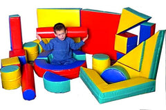 Soft Play 22 shape box - Multisensory.biz - 1