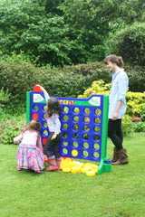 Garden Games Up 4 It - A fun outdoor game.