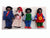Black Family Dolls set -