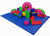 Giant Soft Play Box - 20 colourful soft play pieces great for nurseries and playgroups.