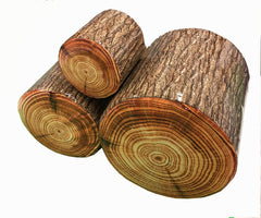 Large Tree Trunk Soft Play Seats