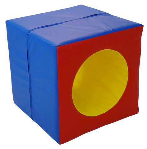 Soft Play Cube Tunnel