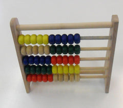 Abacus - wooden maths aid