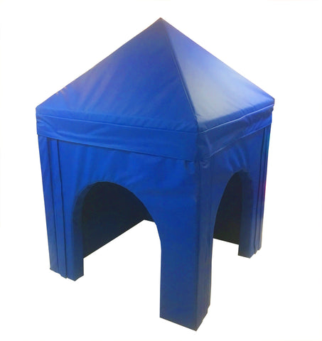 Pitched Roof Soft Play Den