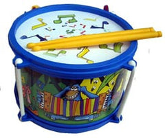 Drum - A fun play drum for little children.