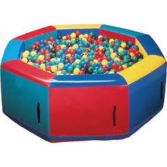 Soft Play Portable ball pool - Octagonal - Multisensory.biz - 1