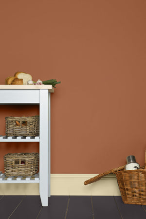 Farrow & Ball Farbe - Red Earth 64 Wand