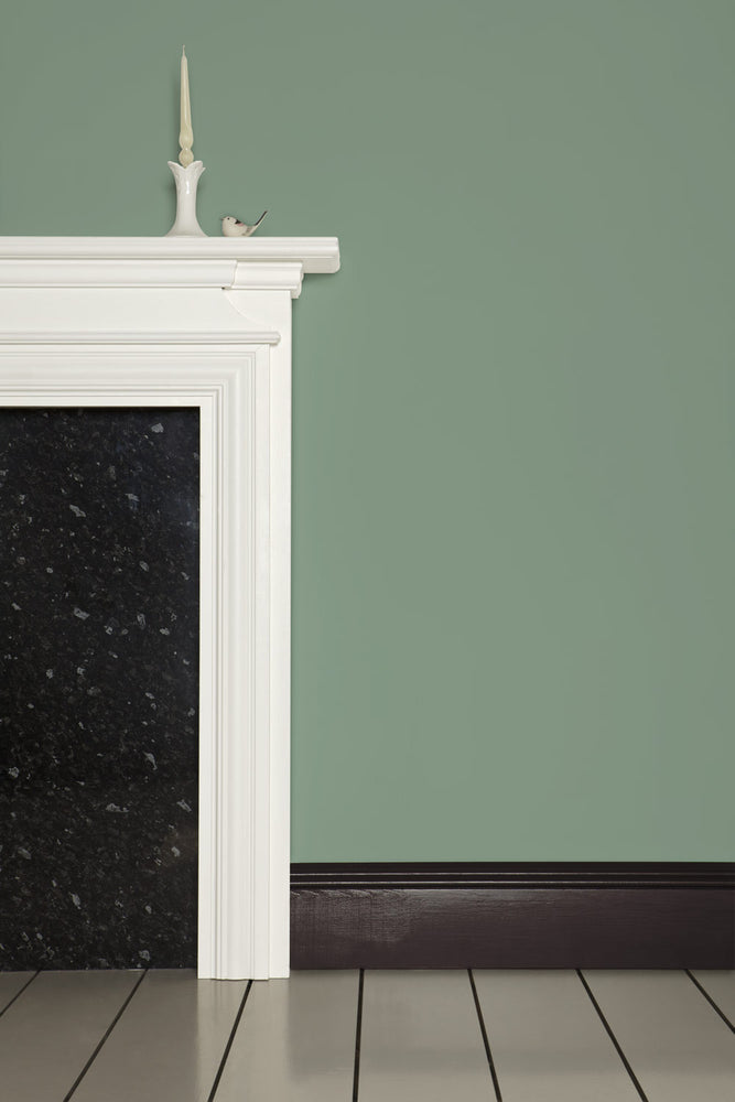 Farrow & Ball Farbe - Chappell Green 83 Wand
