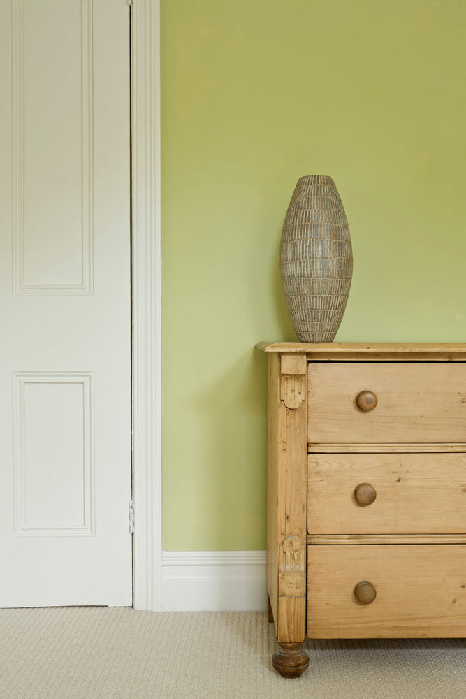 Farrow & Ball Farbe - Churlish Green 251 Wand