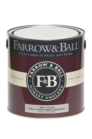 Farrow & Ball Wall & Ceiling Primer & Undercoat - Grundierung