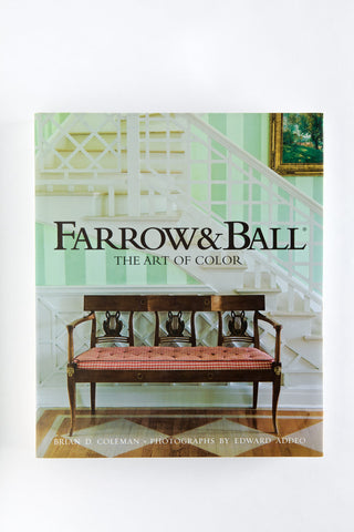 Farrow & Ball Buch: The Art of Colour
