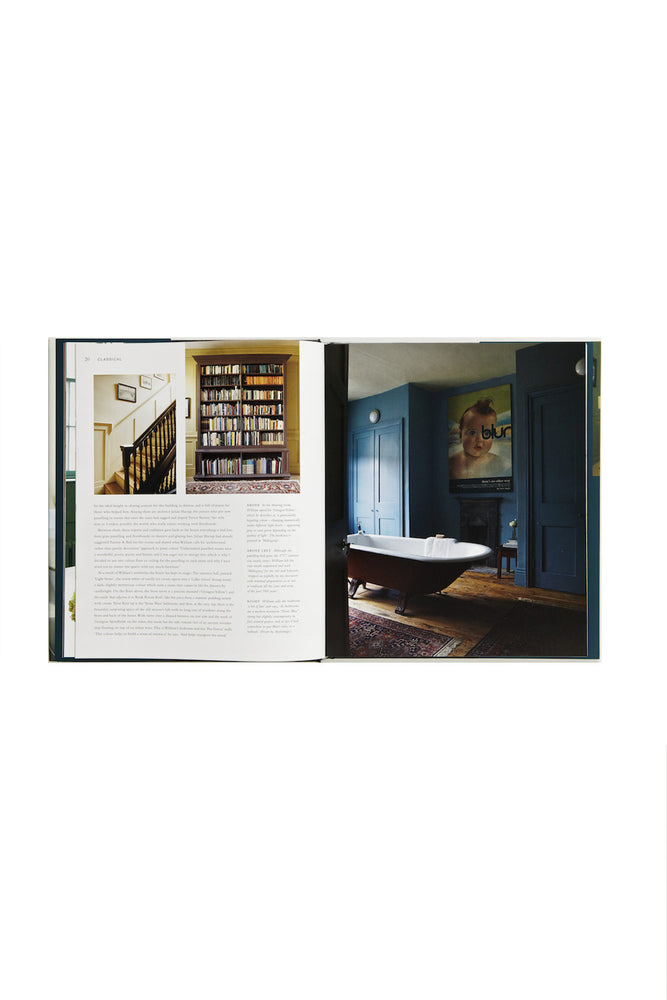 Farrow & Ball - Buch Living with Colour
