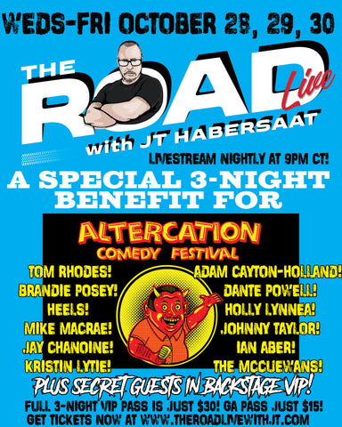 The Road Live 3 Nights