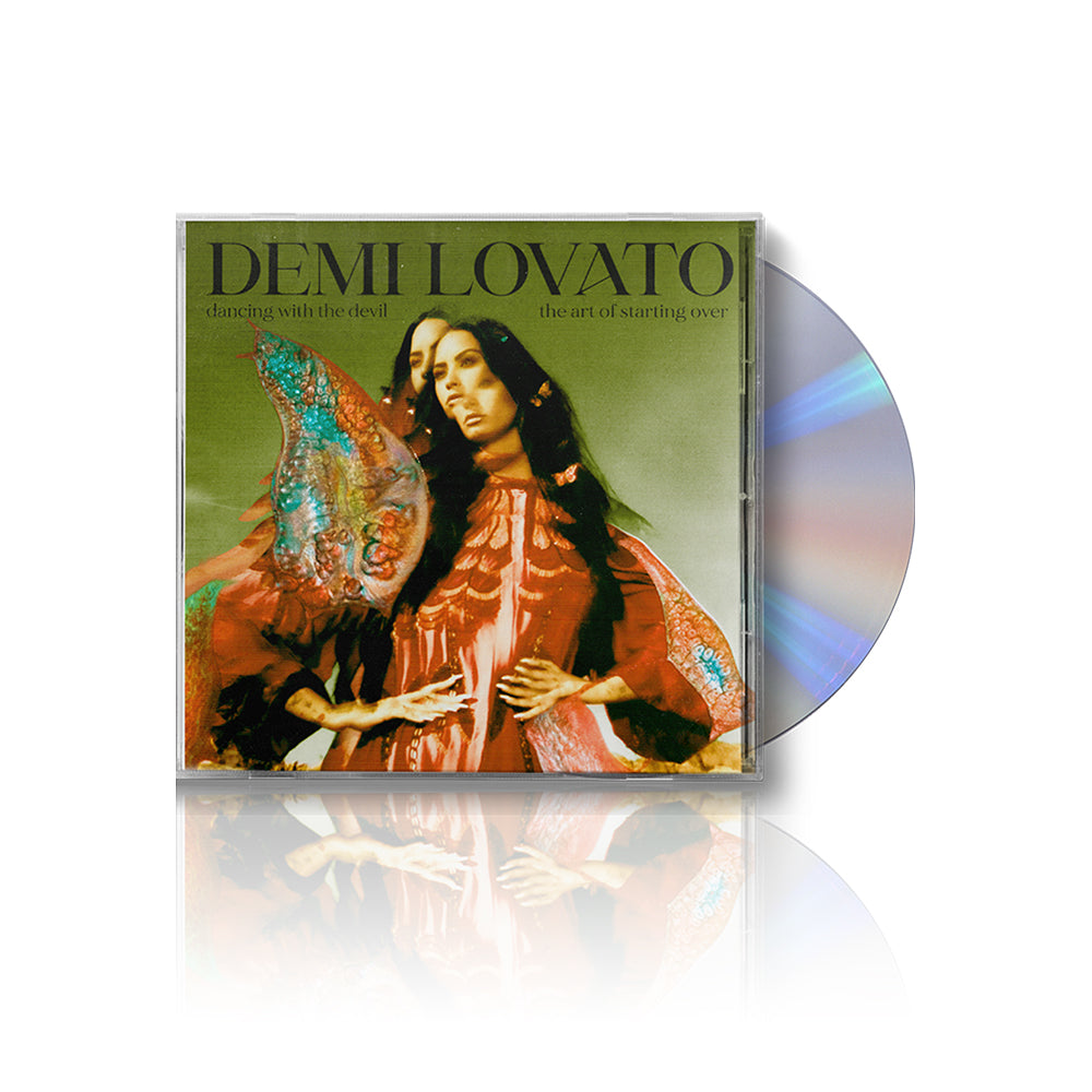 Dancing With The Devil…The Art of Starting Over (CD)