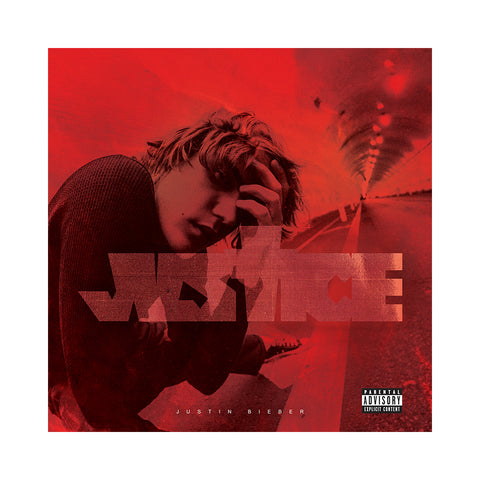 Justice (Alternate Cover II CD)