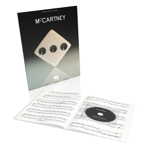 McCartney III (CD + Songbook)