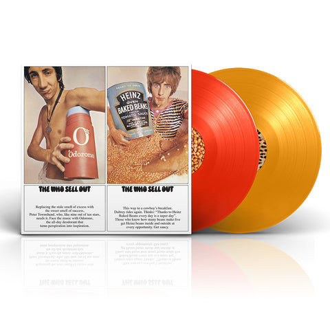 The Who Sell Out Mono (Vinile Colorato)
