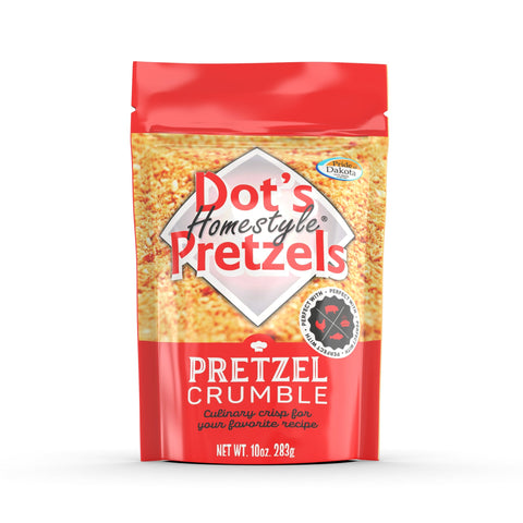 Dot's Homestyle Pretzels Pretzel Crumble - 10 oz bag