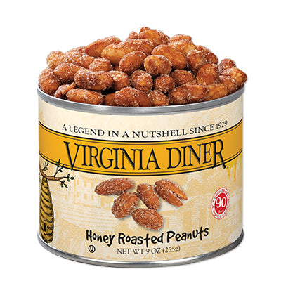 Virginia Diner Classic Honey Roasted Peanuts