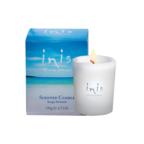 Inis the Energy of the Sea Scented Candle 6.7 OZ.