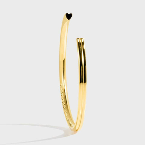Stella Valle Follow Your Heart Gold Plated Bracelet