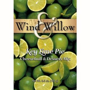 Wind & Willow Key Lime Pie Cheeseball and Dessert Mix