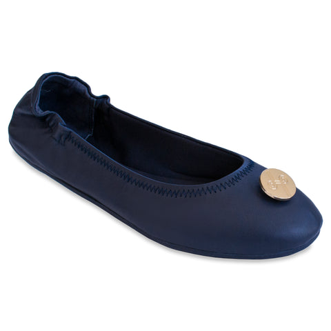 Lindsay Phillips - Navy Liv Shoe