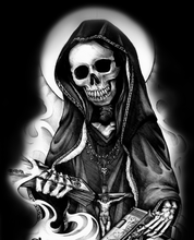 Load image into Gallery viewer, Santa Muerte by Mavic - Puedmag Inkpire